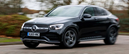 Mercedes-Benz GLC 300 Coupe 4Matic 2020 UK review