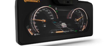 Digital gauge clusters are going 3D