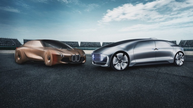 BMW and Mercedes call it quits on their self-driving car partnership