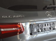 Mercedes GLC220d 2.2 2017