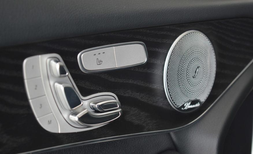Mercedes GLC220d 2.2 2016
