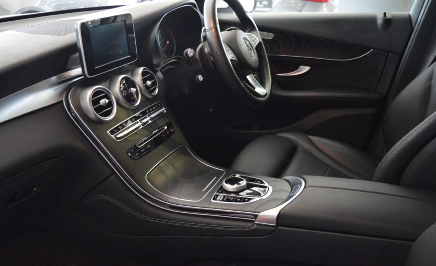 Mercedes GLC250d 2.2 2018
